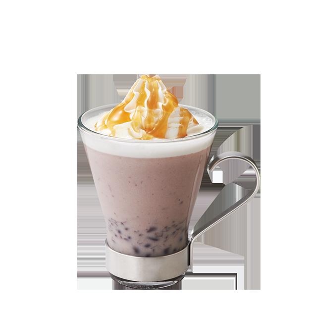 Azuki Caramel Latte